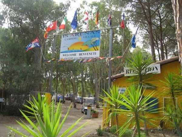 visita Camping Is Arenas